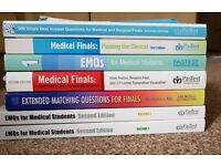 Medical School revision textbooks
