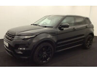 LAND ROVER R/R EVOQUE 2.0 TD4 SE TECH HSE DYNAMIC 4WD LUX 2WDFROM £119 PER WEEK!