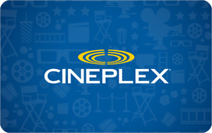 Cineplex 2 for 1 movie ticket Promo Code