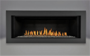Napoleon Linear Direct vent Gas Fireplace  LHD45  Fireplaces