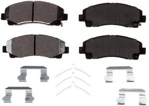 front brake pads sert 1584*fits:Acura TL 2014-2009, TLX 2016-201