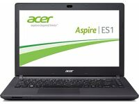 Acer Aspire ES1 laptop and laptop bag bundle