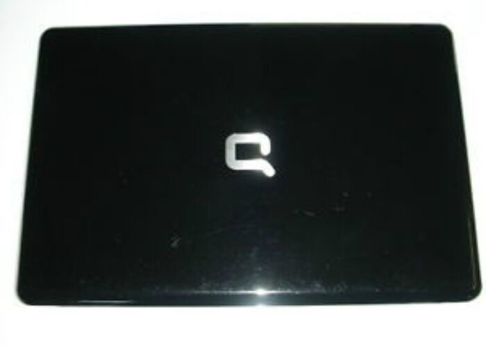 """Genuine Hp Cq60 15.6"""" Lcd Lid Back Cover Front Antennas W Frame Bezel Nice Shape"""