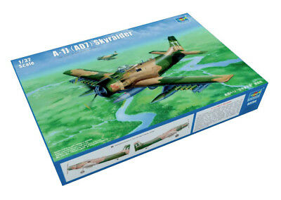 Trumpeter 9362254 Douglas A-1J AD-7 Skyraider 1:32 Flugzeug Modellbausatz