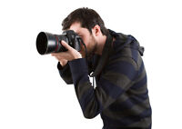 Photographer Wanted for Brantford Event