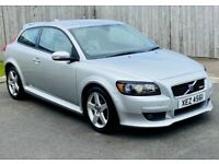 Volvo, C30, Hatchback, 2009, Manual, 1596 (cc), LOW MILEAGE