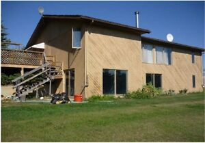 WHOLE HOUSE ON PRIVATE ACREAGE FOR RENT AVAILABLE JUNE 1ST