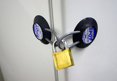 Refrigerator Lock Freezer Lock Security Kit ~ Secure Your Fridge!