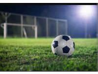 Players needed, 7 a side Football league