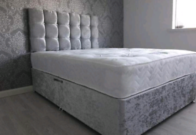 💯Quality brand new beds FREE DELIVERY