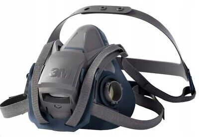 1x 3M Maske 6502QL 6500 QL Halbmaske Größe L Neu