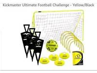 Kickmaster Ultimate Football Kit (Ball Not Inc)