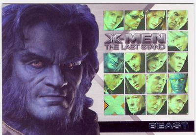 Kelsey Grammer The Beast (X Men 3 The Final Stand Casting Call Chase Card CC8 Kelsey Grammer as)