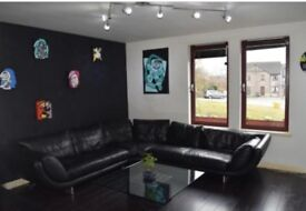 Sunny and Modern 2 bedrooms flat available to share (all included) share gas