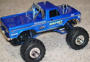 Wanted Traxxas Bigfoot (Box) Only