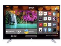 "Bush 49"" LCD smart tv"