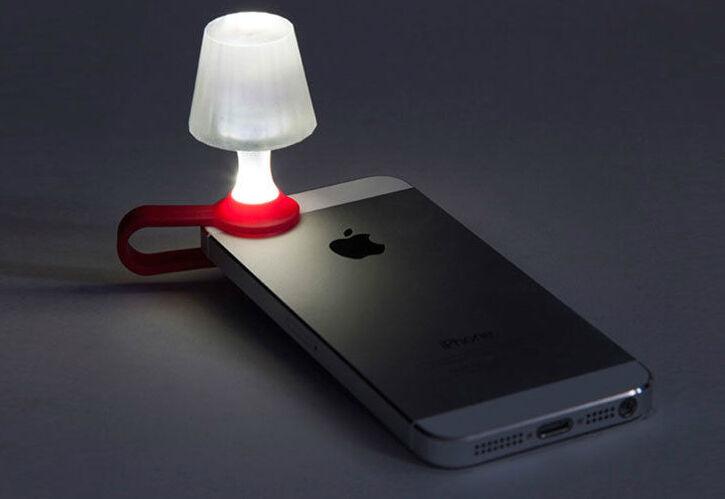 Mobile Soft Flashlight Lampshade