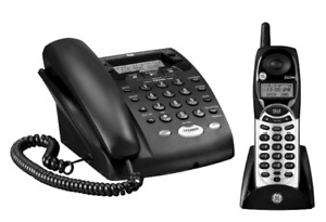 GE Speakerphone/Answering System with Cordless Handset