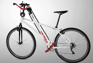 Varibike Bicycle with Hand and Foot Cranks - The Best Bike