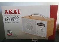 AKAI DAB Radio
