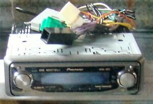 pioneer detachable face CD player