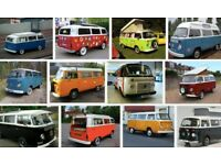 Looking for a workshop where I can restore my VW Camper
