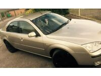 Mondeo GHIA X TDCI 130 bhp 6 speed manual! Full service History 3owners