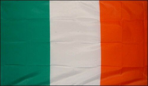 IRELAND EIRE GIANT 8 X 5 NATIONAL FLAG IRISH DUBLIN