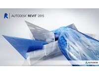 Revit 2015 - 3D Software for Architects & Engineers - Full Software PC