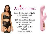 Ann Summers Parties