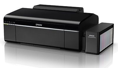NEW EPSON L805 6-Colour Inkjet Photo Printer ink tank system Wi-Fi - Free Ship
