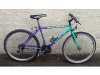 "Bike/Bicycle. GENTS APOLLO "" ATOMIC "" MOUNTAIN BIKE"