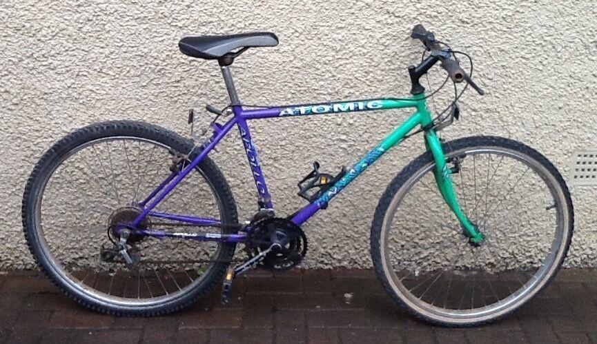 Bike Bicycle Gents Apollo Atomic Mountain Bike In Dundee
