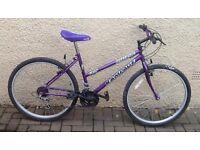 """Bike/Bicycle. LADIES UNIVERSAL """" RAMPAGE """" MOUNTAIN BIKE"""