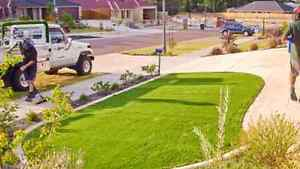 Landscaping business with landcruiser ute, trailer, stock& tools Yanchep Wanneroo Area Preview
