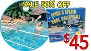 Volleyball Swimming Pool Game REDUCED FURTHER Morley Bayswater Area Preview