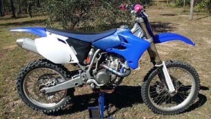 2004 Yamaha YZF 450 4 Stroke