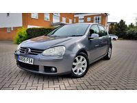Grey Volkswagen Golf 2.0 GT Tdi, Diesel, FULL SERVICE HISTORY, Sport 5 door Alloys px