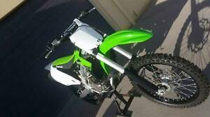 2015 Kawasaki KXF250 Everton Park Brisbane North West Preview