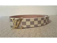 Louis Vuitton Belt LV Belt
