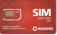 Brand new Rogers Sim card