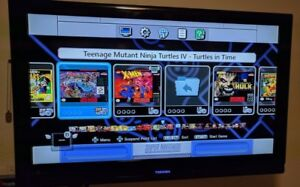 SNES classic. Add over 200 NES, SNES, or SEGA game for free!