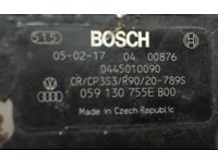 AUDI A4 B7 2005-2008 model, 3.0TDI QUATTRO Diesel FUEL Pump BOSCH part number is 059130755E