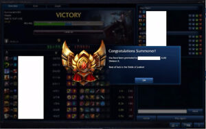Awesome League of Legends Account - $140