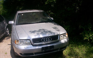 Audi A4 2001-03 parting out London Ontario image 5