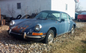 Wanted: 1950-1998 Porsche 911-912-356-930  •Any Condition•