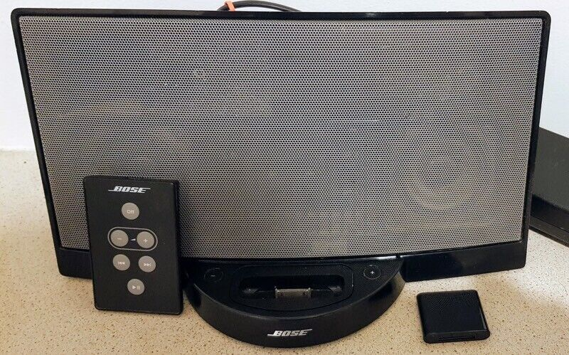 Bose Sounddock 1, remote, psu and with Bluetooth adapter  | in Taverham,  Norfolk | Gumtree