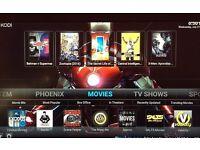 Kodi Tv Fully loaded (Firestick)