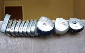 Golf clubs full set fazer in callaway bag