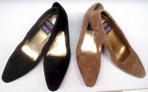 ***Size 7 Suede Shoes –Mootsies Tootsies – NEW – Casual or Dress